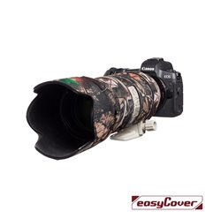 Easycover custodia in neoprene forest camo per obiettivo Canon EF 70-200mm f/2.8L IS II USM Lens Oak
