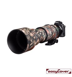 Easycover custodia in neoprene forest camo per obiettivo Sigma 150-600mm Contemporary Lens Oak
