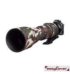 Easycover custodia in neoprene verde camo per obiettivo Tamron 150-600mm G2 Lens Oak