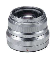 Obiettivo FUJINON Fuji XF 35mm f/2 Silver PRONTA CONSEGNA