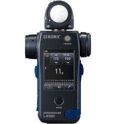 Esposimetro Sekonic L-858D Speedmaster Light Meter