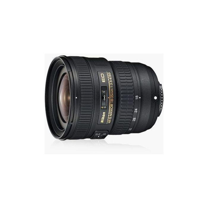 Obiettivo Nikon AF-S NIKKOR 18-35mm 18-35 f/3.5-4.5G ED