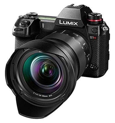 Panasonic Lumix – 24-105mm Kit DC-S1RM F4 – Fotocamera (ENG MENU)
