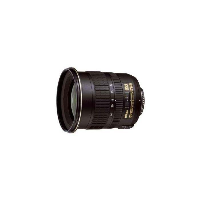 Obiettivo NIKON 12-24mm f/4G ED-IF AF-S DX