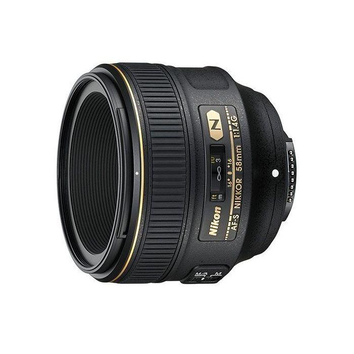 Obiettivo Nikon AF-S Nikkor 58mm f/1.4G Lens