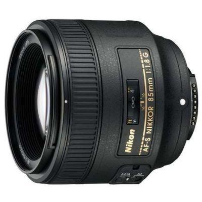Obiettivo Nikon 85mm f/1.8 G F1.8G AF-S Nikkor 85 mm Lens