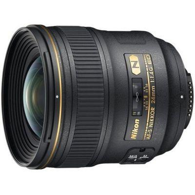 Obiettivo Nikon AF-S NIKKOR 24mm 24 f/1.4G f1.4G ED