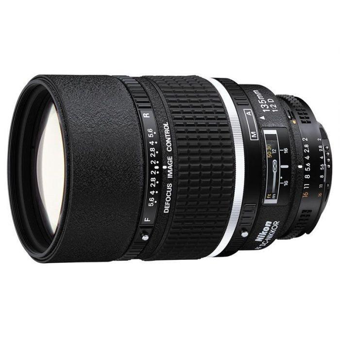 Obiettivo Nikon AF DC 135mm 135 f/2D f2D