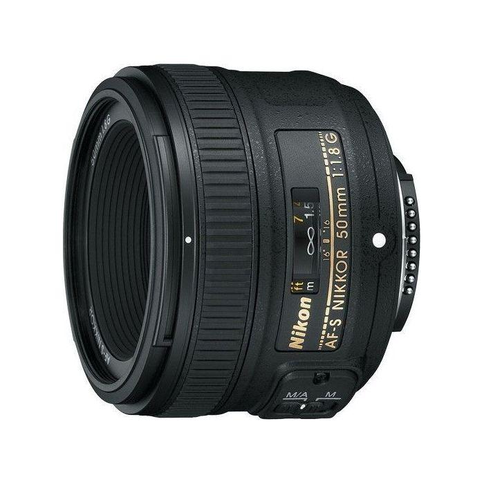 Obiettivo NIKON 50mm 50 mm f/1.8G F1.8G 1.8 f/1.8 AF-S