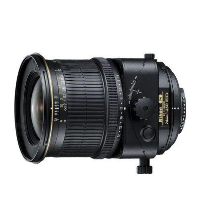 Obiettivo Nikon PC-E Nikkor 24mm f3.5D ED 24 mm PCE