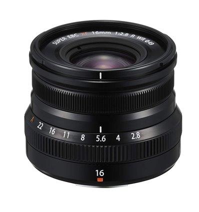 Obiettivo 16mm f2.8 – Fujinon XF R WR per Fujifilm