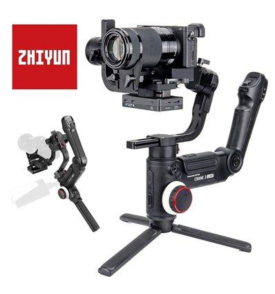 Zhiyun Crane 3 Lab Standard Stabilizzatore Gimbal per fotocamere Reflex Mirrorless fino a 4.5kg