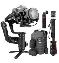 Zhiyun Crane 3 Lab Master Stabilizzatore Gimbal per fotocamere Reflex Mirrorless fino a 4.5kg