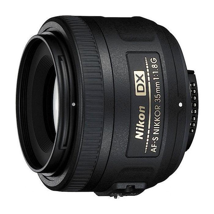 Obiettivo Nikon AF-S DX 35mm G F1.8 35 mm 35mmG AFS