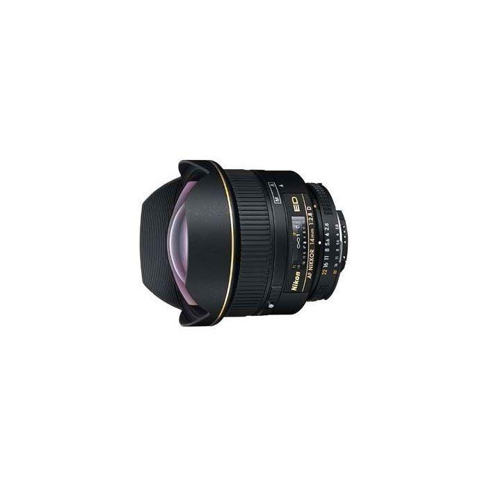 Obiettivo Nikon AF-D 14mm f/2.8 ED 14 mm 2.8