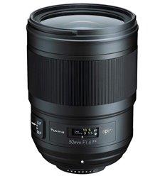 Obiettivo Tokina Opera 50mm F1.4 FF per Canon