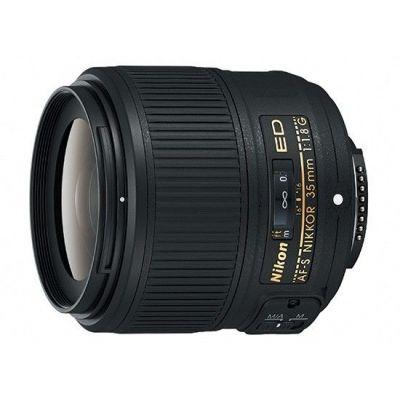 Obiettivo Nikon AF-S Nikkor 35mm f/1.8G FX ED Lens