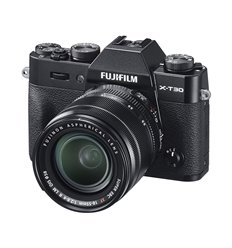 Fotocamera Fujifilm X-T30 Kit 18-55mm F2.8-4 R LM OIS nero PRONTA CONSEGNA