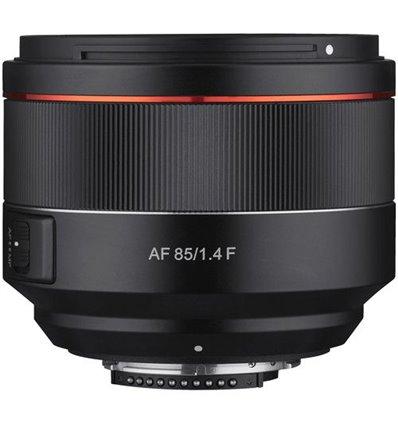 Obiettivo 85mm f1.4 – Samyang AF per Nikon