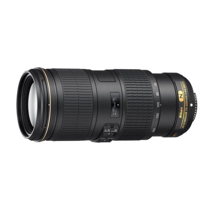 Obiettivo Nikon AF-S NIKKOR 70-200mm f/4G ED VR