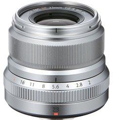 Obiettivo FUJINON XF 23mm F2 R WR Silver (BULK) per Fuji Fujifilm