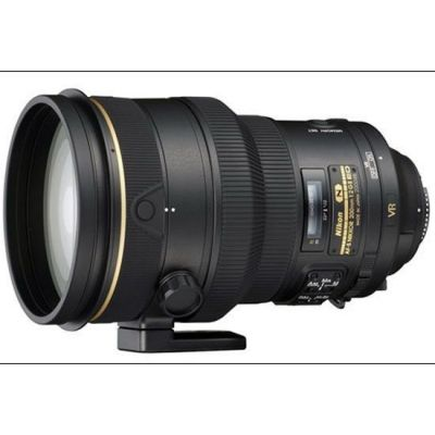 Obiettivo Nikon AF-S NIKKOR 200mm f/2G ED VR II