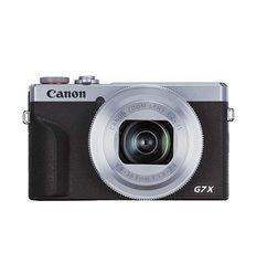 Fotocamera Canon PowerShot G7 X Mark III Argento