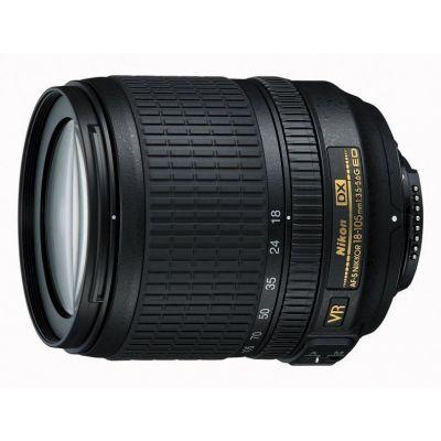 Obiettivo Nikon AF-S DX Nikkor 18-105mm f3.5-5.6G ED VR