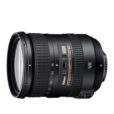 Obiettivo Nikon AF-S DX 18-200mm F3.5-5.6G ED VR II 18-200