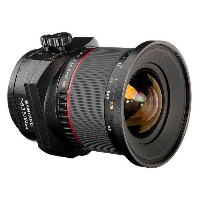Obiettivo Samyang T-S 24mm f/3.5 ED AS UMC Tilt / Shift x Canon