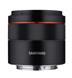 Obiettivo Samyang AF Autofocus 45mm F1.8 FE per Sony E-Mount