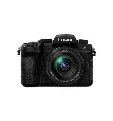 Panasonic Lumix DC-G95M/G90M + 12-60mm – Kit [Menù ENG]
