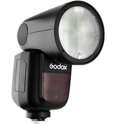 Godox V1 flash per Canon