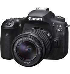 Fotocamera Canon EOS 90D Kit 18-55mm IS STM