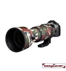 Easycover custodia in neoprene verde camo per obiettivo Sigma 60-600mm F4.5-6.3 DG OS HSM Sport Lens Oak