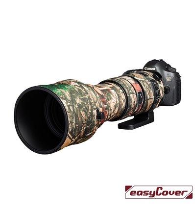 Easycover custodia in neoprene forest camo per obiettivo Sigma 150-600mm F5-6.3 DG OS HSM Sport Lens Oak