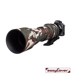 Easycover custodia in neoprene verde camo per obiettivo Tamron 150-600mm Model AO11 Lens Oak