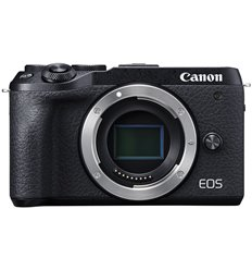 Fotocamera Mirroless Canon EOS M6 Mark II body