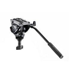 Manfrotto Video Testa video per treppiedi da 60mm, 1 leva fissa MVH500A
