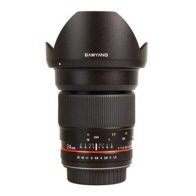 Obiettivo Samyang AE 24mm 24 f/1.4 f1.4 ED AS UMC x Nikon