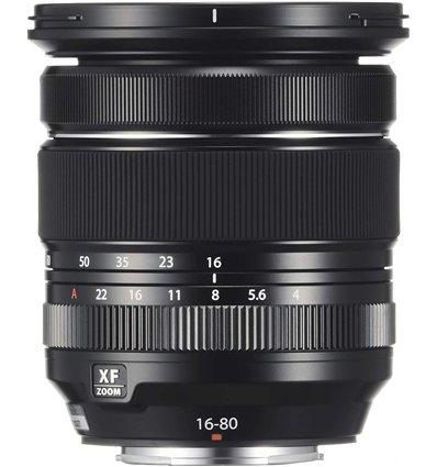 Obiettivo FUJINON XF 16-80mm F4 R OIS WR per Fujifilm