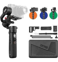 Zhiyun Crane M2 Gimbal Stabilizzatore per fotocamere mirrorless - action camera - smartphone