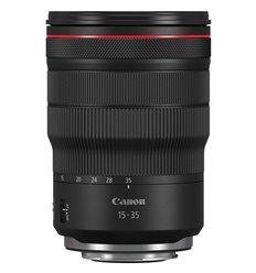 Obiettivo Canon RF 15-35mm F2.8L IS USM per mirrorless EOS R