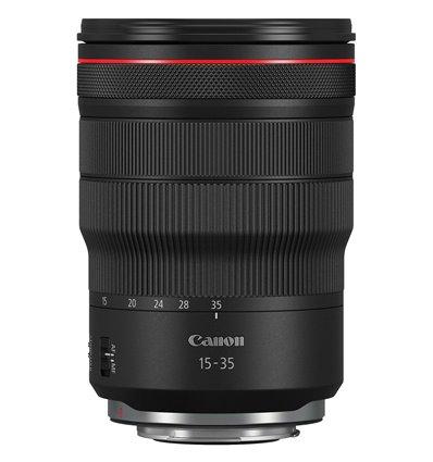 Obiettivo 15-35mm f2.8L – Canon RF IS USM per mirrorless EOS R