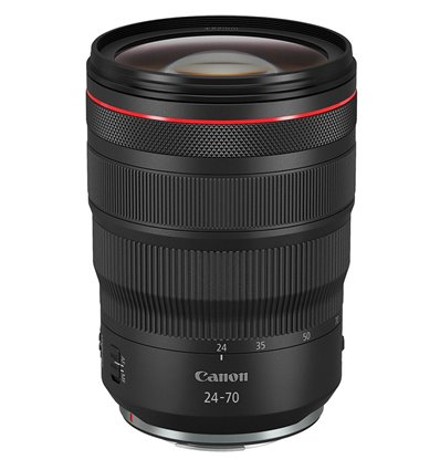 Obiettivo 24-70mm f2.8L – Canon IS USM per mirroress EOS R