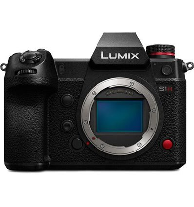 Panasonic Lumix DC-S1H – fotocamera mirrorless full frame – Body [Menù ENG]
