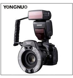 Flash Anulare Yongnuo YN14EX II per Canon