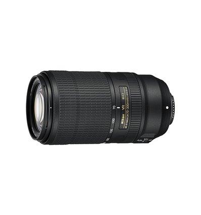 Obiettivo Nikon AF-P FX Nikkor 70-300mm F/4.5-5.6E ED VR PRONTA CONSEGNA