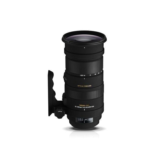 Obiettivo Sigma APO 50-500mm 50-500 F/4.5-6.3 DG OS HSM x Canon