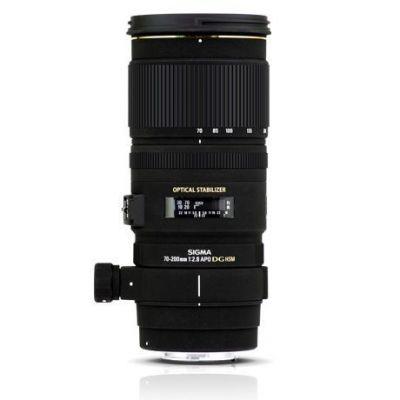 Obiettivo Sigma APO 70-200mm F/2.8 EX DG OS HSM 70-200 x Canon